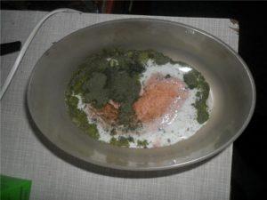 самодельный корм для рыбок
