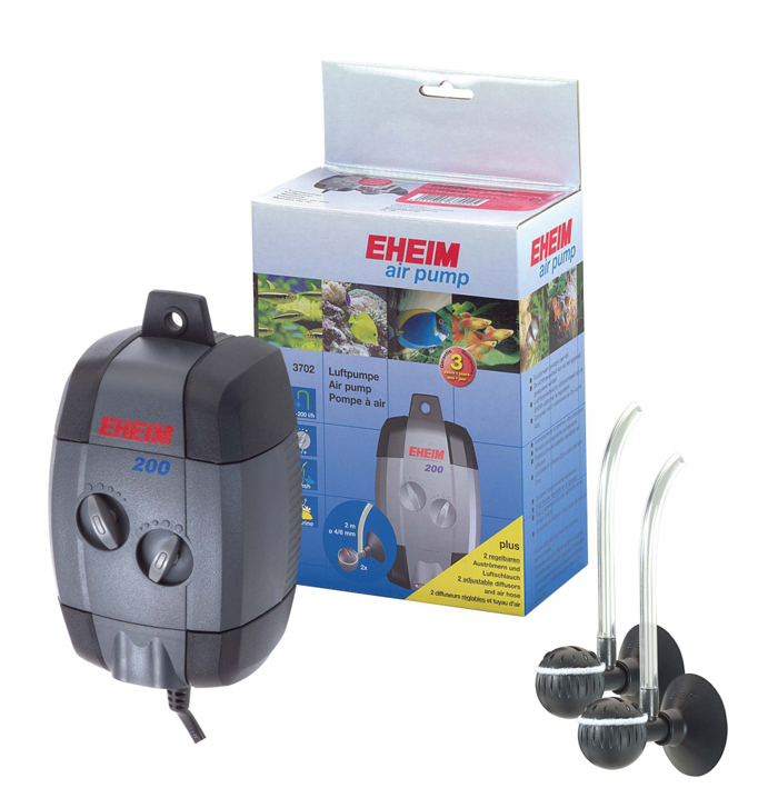 Eheim компрессор для аквариума